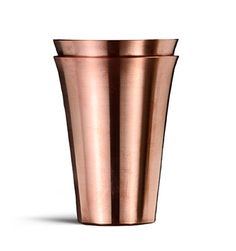 Pure Copper Shot Glasses 'Leylâ'