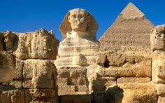 As a kid, I wanted to be an Egyptologist when I grew up.