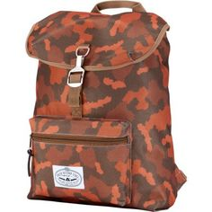Poler Field Backpack Autumn Camo, One Size -- Trust me, this is great! Click the image. : Hiking packs