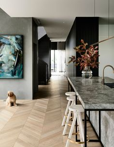 The Design Files - A Home Of Luxury And Layers - photo, Derek Swalwell.