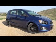 2014 Chevy Sonic Turbo 0-60 MPH Drive and Review - YouTube