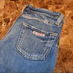 "Hudson Vintage Jeans RARE 34"" inseam RARE Hudson Vintage Jeans Size 28 Approx 34"" inseam Excellent Conditon Item Location Bin 1 Hudson Jeans Jeans Boot Cut"