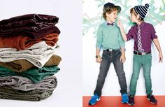 J. Crew Kids – what hipster kids in the US are wearing