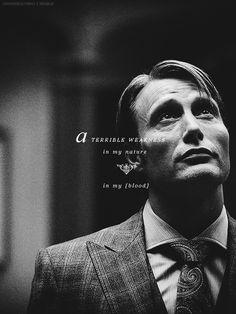 Hannibal hannibal pinterest - Hannibal lecter zitate ...