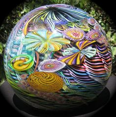 Hand Blown Witch Balls by Dale Chihuly | Dale Chihuly