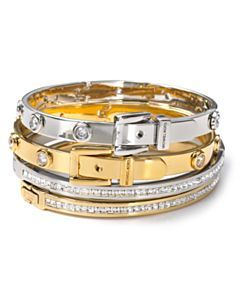 Designer Fashion Jewelry Necklaces Earrings Bracelets Michael Kors