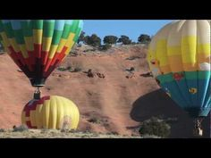 Each December 200 hot air balloons float among the gorgeous red rock canyons and mesas outside of Gallup, New Mexico. It is a dream setting for photographers, an unmatched thrill for balloon pilots and passengers, and a spectacle for spectators. It is also the second largest annual balloon event in the world.