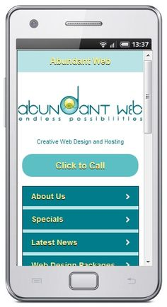 Our Mobile Web Site Design Creative Web Design, Mobile Web, Site Design, Abundance, Website Designs, Yard Design, Design Websites