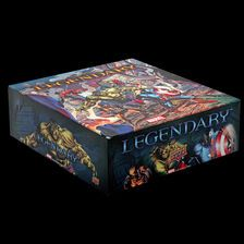 Upper Deck Legendary: A Marvel Deck Building Game: Toys & Games Building Games, Building A Deck, Lets Play A Game, Games To Play, Printable Board Games, Free Printable, Cooperative Games, Deck Builders, Dark City
