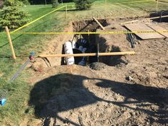 Day 6 footings for pavilion done.