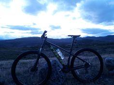 Bike Morning on Las Torres, Torres del Paine. Patagonia, Bicycle, Bicycle Kick, Trial Bike, Bike, Bicycles