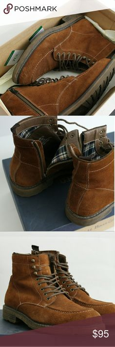 STYLISH BOOTS BY BASS LIKE NEW  NO FLAWS LOOKS GREAT Bass Shoes Boots
