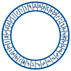 Stargate Glyphs and Addresses. Do I need to tell you how happy this site makes me?