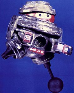 Old B.O.B. was, of course, voiced by Slim Pickens, who was himself an android created by Stanley Kubrick.