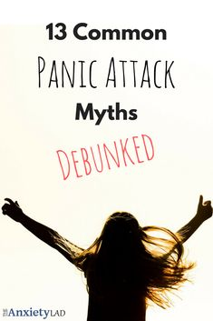 Panic attack causing a heart attack? How long can a panic attack last? Can panic attacks make you faint? The answers might surprise you! The information you wish you had when that first panic attack hit. The first myth is...
