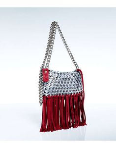 Bottletop Handbags Use Recycled Soda Lids to Create Swanky Goods #ecofriendly #fashion trendhunter.com