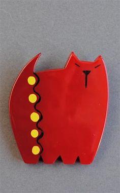 Marie-Christine Pavone Cats  #01