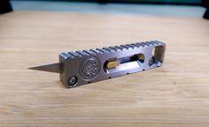 TK Titanium Utility Knife Keychain - GearHungry