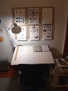 Albert Nestler Drafting Table Drawing Desks Pinterest