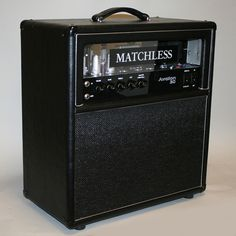 Matchless Avalon 30. When I'm in the market for a boutique amp, it'll have to be a Matchless.