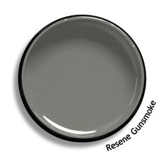 Resene Gunsmoke is a carbon and sulphur hued warm grey. From the Resene Whites & Neutrals colour collection. Try a Resene testpot or view a physical sample at your Resene ColorShop or Reseller before making your final colour choice. www.resene.co.nz