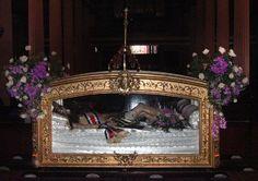 Cristo Yacente, Lico, Manuel Rodríguez. Catedral Metropolitana, San José, Costa Rica