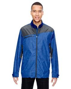 Ash City - North End Sport Red Men's Interactive Sprint Printed Lightweight Jacket 88805