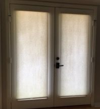 cellular shades with trilight window living rooms and decorating