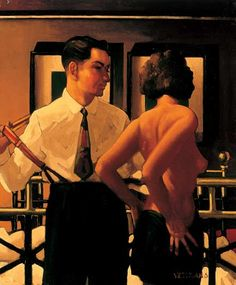 Jack Vettriano Strangers In The Night painting for sale - Jack Vettriano Strangers In The Night is handmade art reproduction; You can shop Jack Vettriano Strangers In The Night painting on canvas or frame. Jack Vettriano, Edward Hopper, Strangers In The Night, The Singing Butler, Art Moderne, Pulp Art, Pin Up Art, The Villain, Paintings For Sale