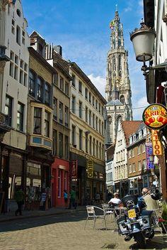 Google+ Antwerpen.