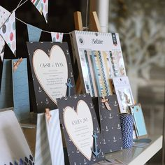 We've come over all swoony about the high seas this summer so we've filled our window display with all things nautical including a new range of invitations with laser cut anchors, bunting and paper wedding favours made from Pinkpaislee's new range, 'Solstice'. Hello Sailor! www.thepaperempire.com.au