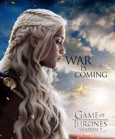 Fan-made #GoTSeason7 poster!