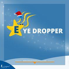 Finestrella 14: Eye Dropper | Calendario dell'Avvento 2016