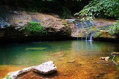 Walls of Jericho Hiking Trail, Alabama...neve heard of this until now..may just have to go see it
