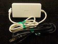White Bose Sounddock I Ac Power Supply Psm36w 201 208 4 Prongs For Sounddock 1 631149588328 Ebay Power Supply Prong Bose