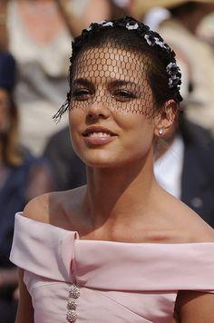 Carlota Casiraghi. Boda de Alberto de Mónaco