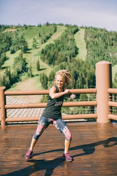 HIGH FITNESS class at Soulstice Retreat | @albionfit workout clothes
