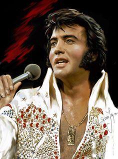 """Elvis---#--234---""""He Loved To Sing"""""""