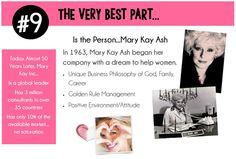 Mary Kay !