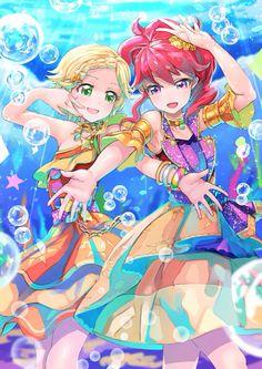 Hinaki and Juri