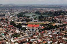 Las ciudades más altas del mundo   Altura: 1.288  metros. Antananarivo es la ciudad más grande de Madagascar y fue fundada en 1625.