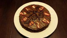 Brawnie doble chocolate