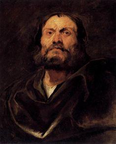 Anthony van Dyck - An Apostle - WGA07429 - Anthony van Dyck - Wikimedia Commons