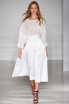 Jill Stuart Lente/Zomer 2015 (24) - Shows - Fashion