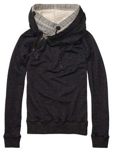 Adorable Comfy and Warm Hoodie, Cosy Double Layered Sweater