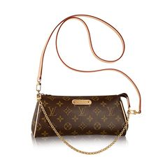 Eva - Monogram Canvas - Handbags   LOUIS VUITTON