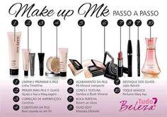Juliana Telles: Make up Mary Kay Passo a Passo
