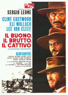1966 - El bueno, el feo y el malo (Il buono, il brutto, il cattivo) - Sergio Leone