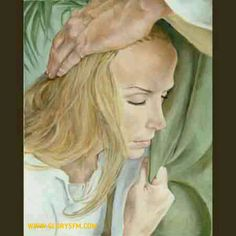 ❥ The Touch~ prophetic art by Jana Green Scripture Art, Bible Art, Bible Pictures, Jesus Pictures, Christian Paintings, Jesus Loves Us, Prophetic Art, Sisters In Christ, Christian Symbols