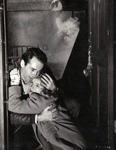 Henry Fonda & Barbara Del Geddes inThe Long Night (Anatole Litvak, 1947)